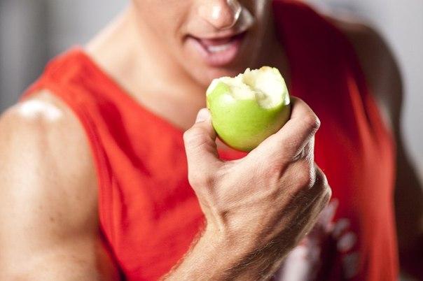 Влияют ли яблоки на потенцию